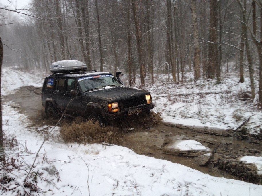 Jeep Riding Tour - Russia