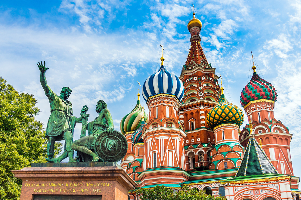 St Basil the Blessed Cathedral Moscow