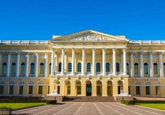 The State Russian Museum in St Petersburg - Mikhailovsky Palace