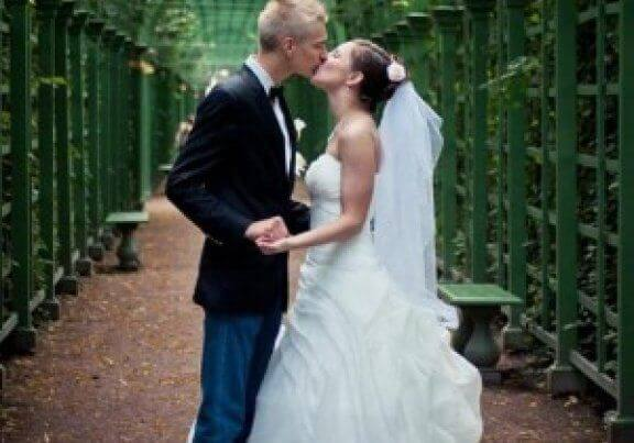 Russian Wedding in the Romantic St Petersburg