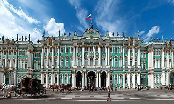 Hermitage Guided Tour