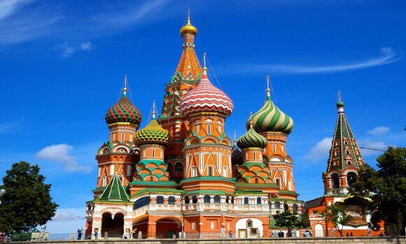 Cathedral of St Basil the Blessed
