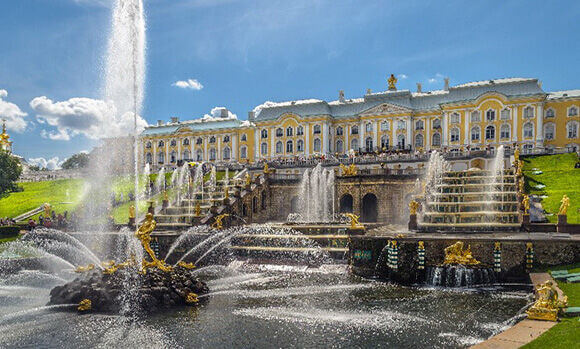 Peterhof Parks Tour