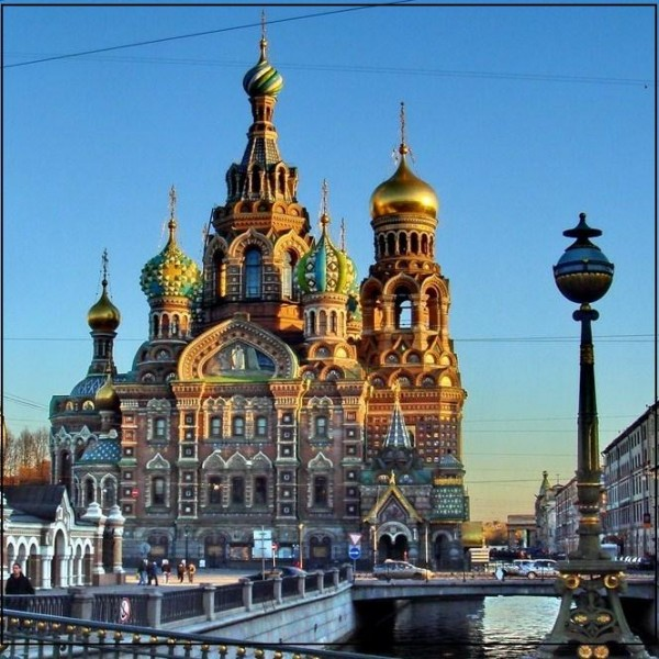 Gems of St Petersburg - Guided Tour