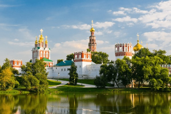 Novodevichy Convent Guided Tour - Moscow