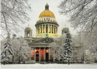 Russia Christmas Guided Tour