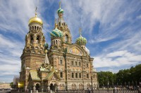 The Church of the Savior on Spilled Blood Guided Tour St. Petersburg
