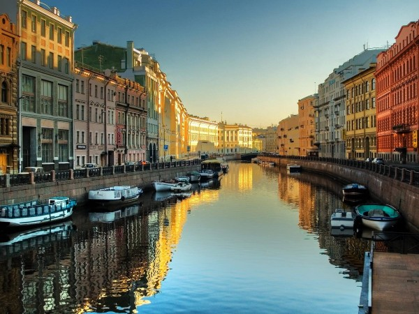 St Petersburg Panoramic Sightseeing Tour by Car - Russia, private guided tours