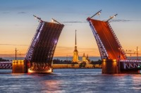 St.Petersburg White Nights Tour