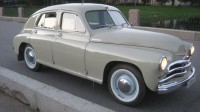 The Symbol of the USSR - the Legendary Soviet Classic Car Pobeda