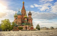 St Basil Cathedral Tour, Moscow 25 €