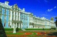 Catherine Palace St Petersburg Tour 55 €