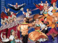 Folklore Show in the Nikolaevsky Palace