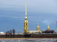 Peter and Paul Fortress Guided Tour