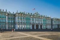 Winter Palace in St.Petersburg