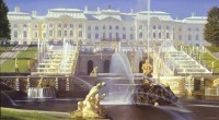 Peterhof Grand Palace and Parks Guided Tour
